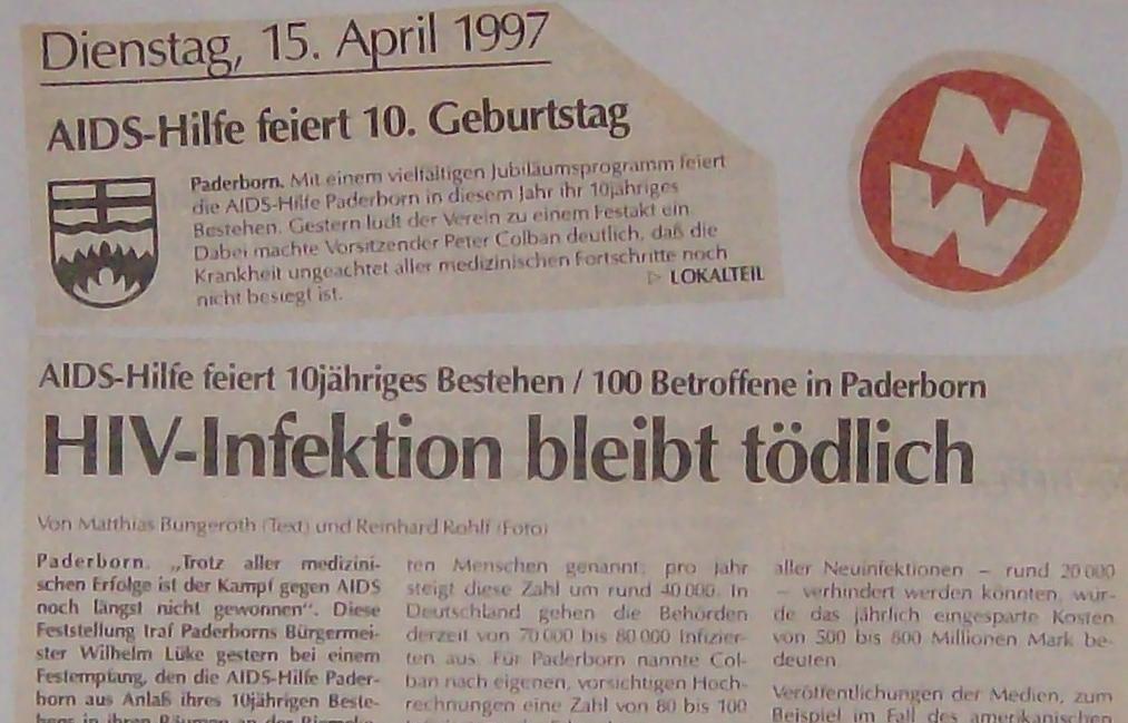 Zeitung: Infektion bleibt tödlich