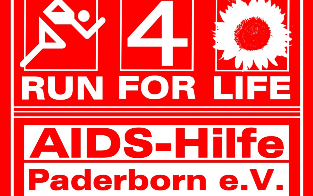 """Run for life"" beim Osterlauf 2015"