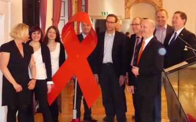 25-jähriges Jubiläum der AIDS-Hilfe Paderborn