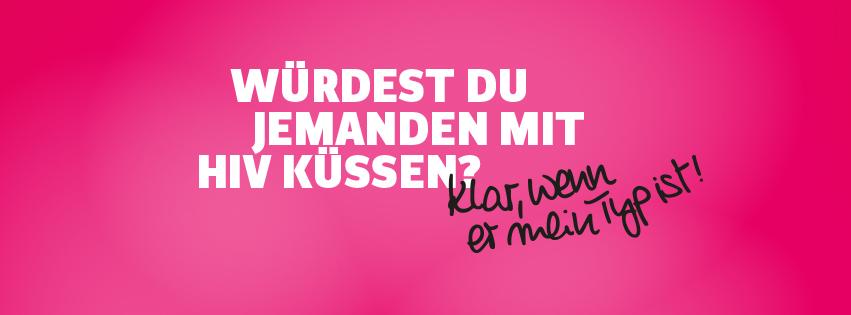 Kampagne zum Welt-Aids-Tag 2014