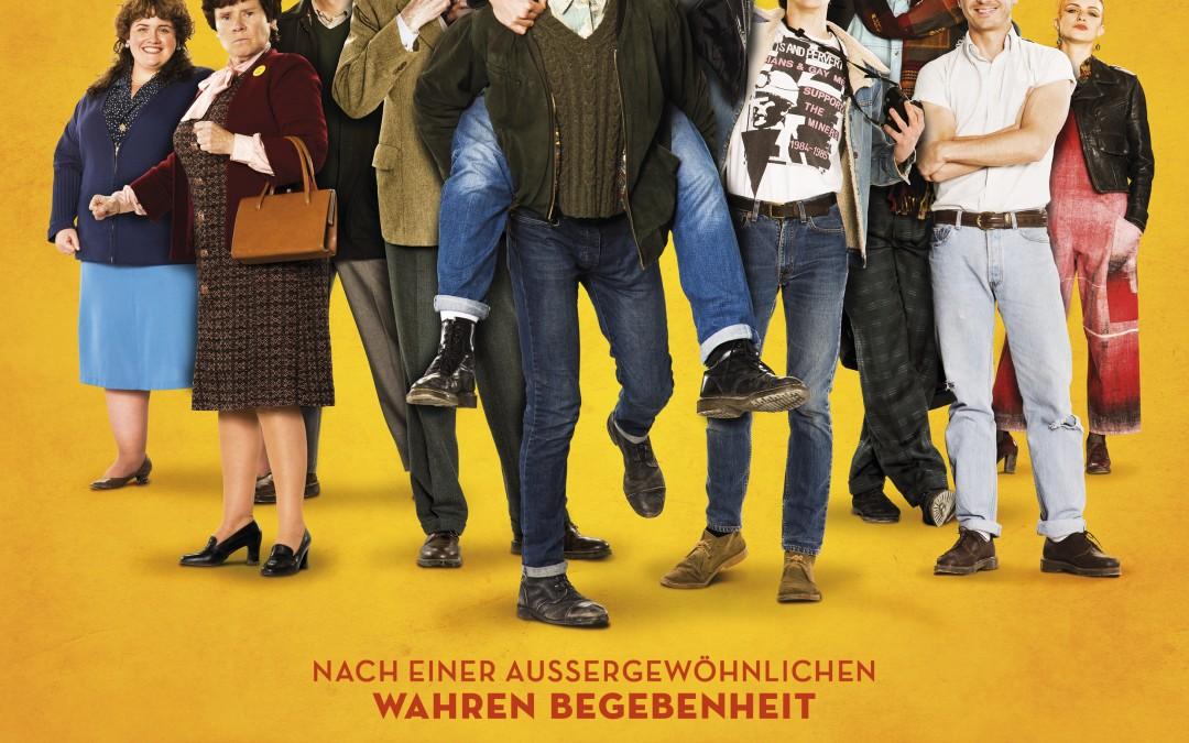 """Herzenslust- Infostand zum Kinostart von """"Pride"""""""