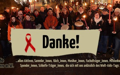 Sammelaktion am Nikolaustag 2014