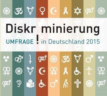 Sie haben es erlebt? Berichten Sie davon! Umfrage zu Diskriminierung in Deutschland