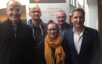 Johanna Verhoven in den Landesvorstand der Aidshilfe NRW gewählt