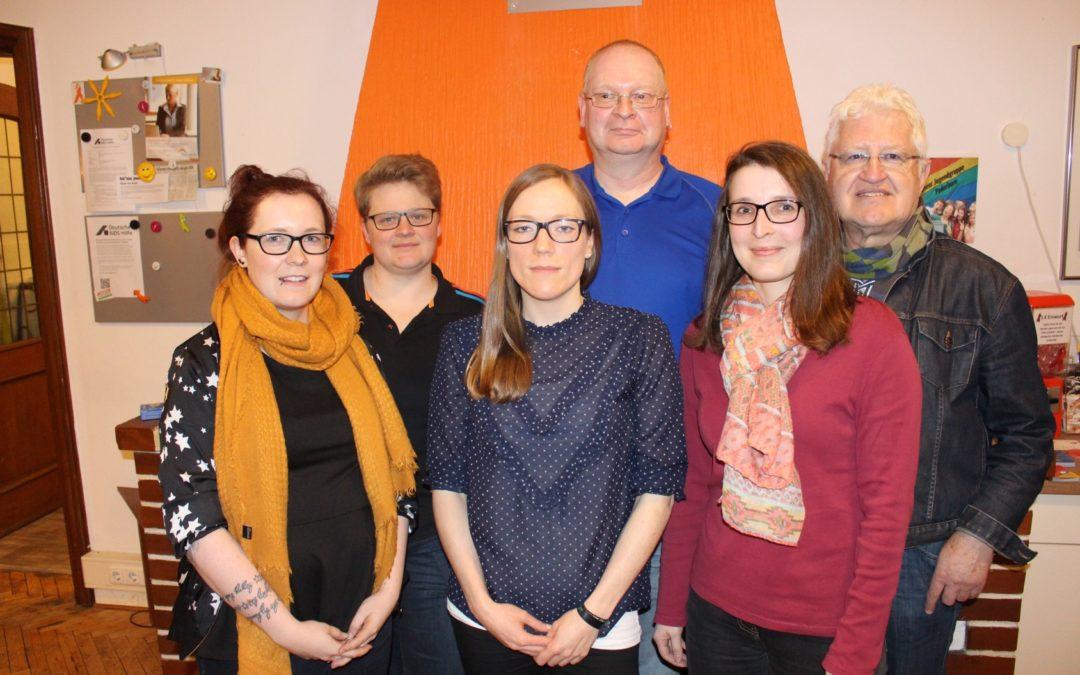Mitgliederversammlung wählt neuen Vorstand