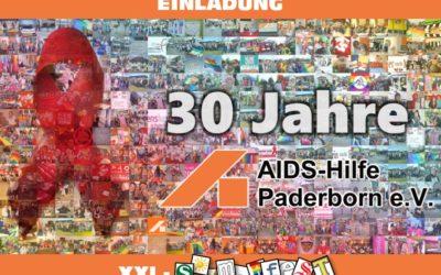 «Fachtag HIV und Aids» und XXL-Sommerfest