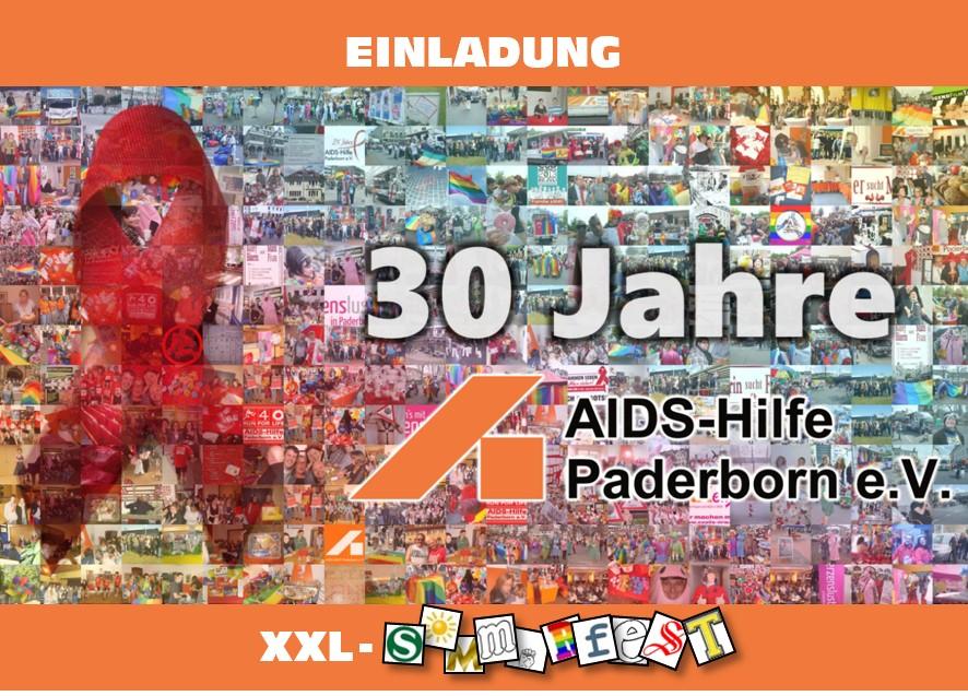 """""""Fachtag HIV und Aids"""" und XXL-Sommerfest"""