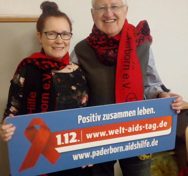 Welt-Aids-Tag 2017: Frühzeitiger HIV-Test bringt gesundheitliche Vorteile!