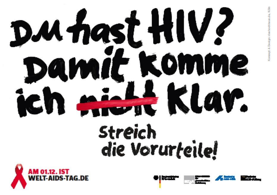 Welt-AIDS-Tag: Kommst du klar mit HIV?